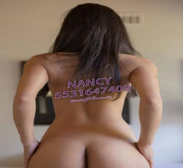 CONMIGO TE CHUPARAS LOS DEDOS SOY NANCY UNA FLAQUITA MMM!!!