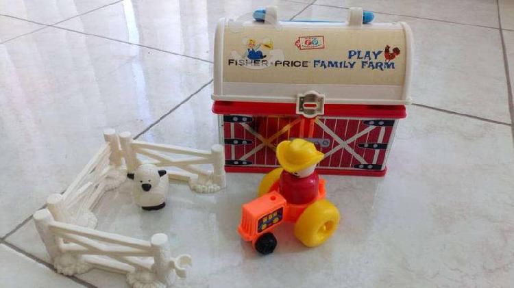 Granja fisher price