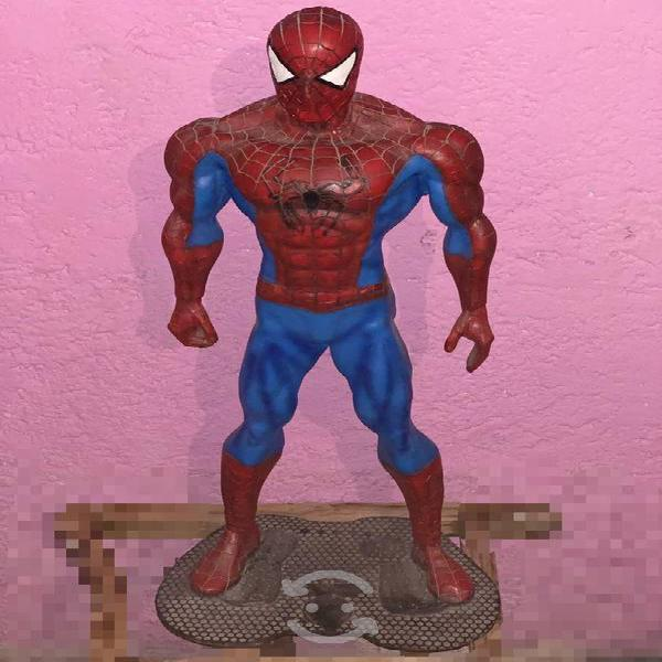 Hombre araña muñeco