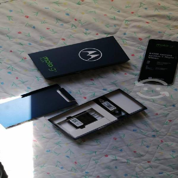 Motorola g9 plus nuevo