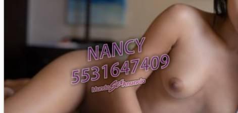 QUIERES UNA CHICA SUPER RICA? SOY NANCY UNA FLAQUITA DE 10