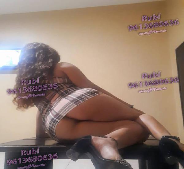 Rubi Chica Escort Vip 9613680736