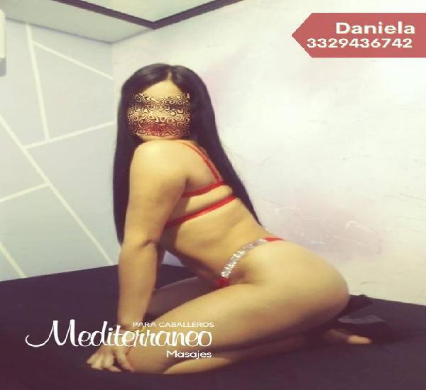 Soy Daniela tengo 20 años de cuerpo natural Lugar VIP