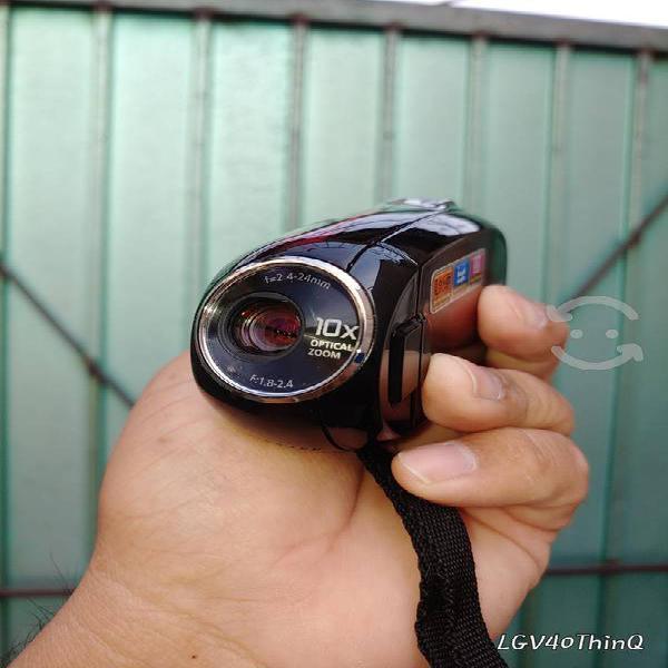 Video cámara samsung nueva
