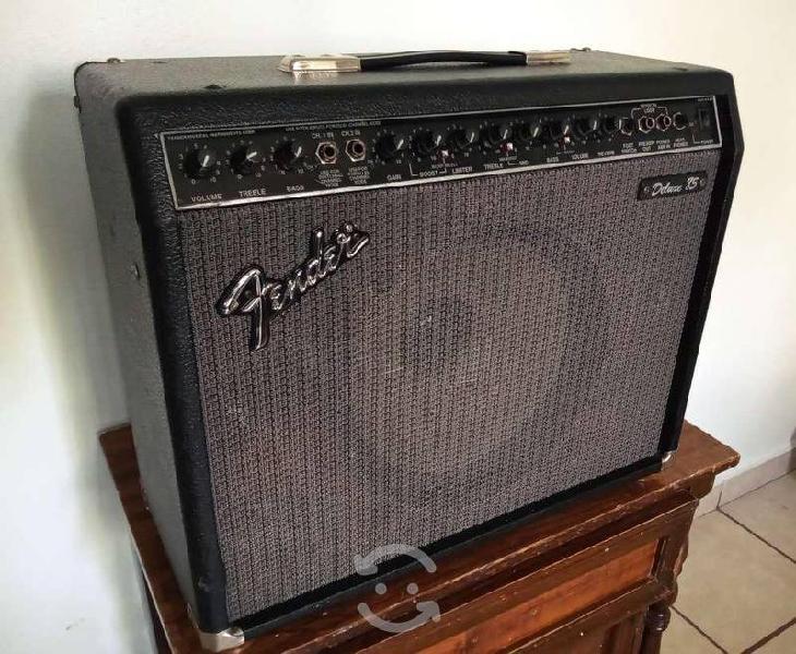 Amplificador fender deluxe 85