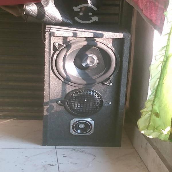 Cajón de sonido