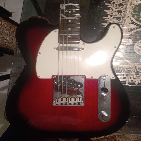 Guitarra squier telecaster standard by fender