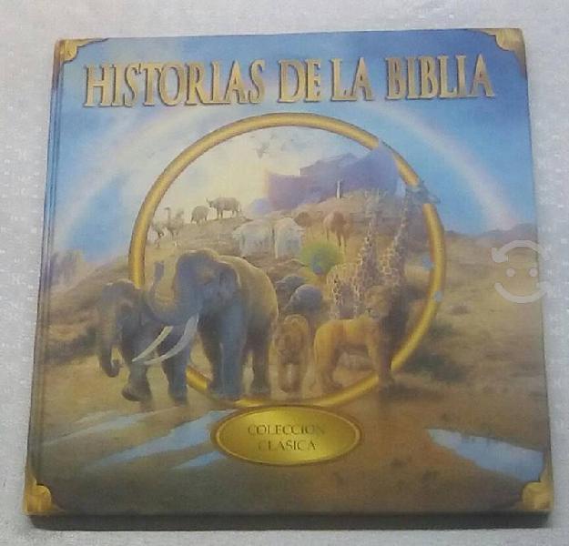 Libro, historias de la biblia