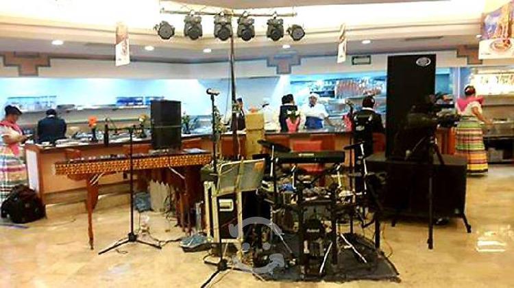 Marimba y grupo versátil en cdmx y edomex