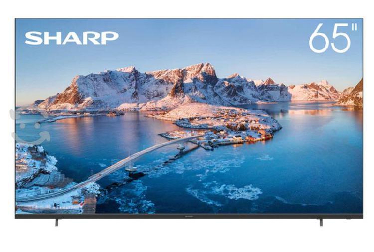 Sharp pantalla smart tv uhd 4k