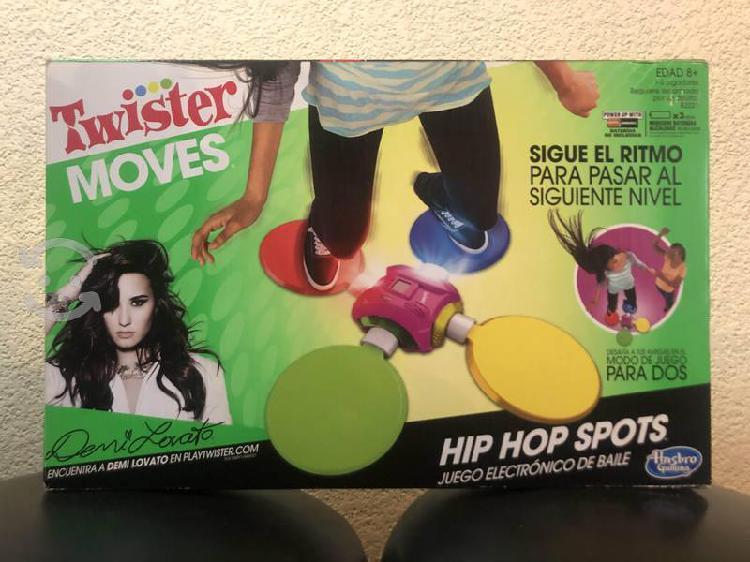 Twister moves (hip hop spots)