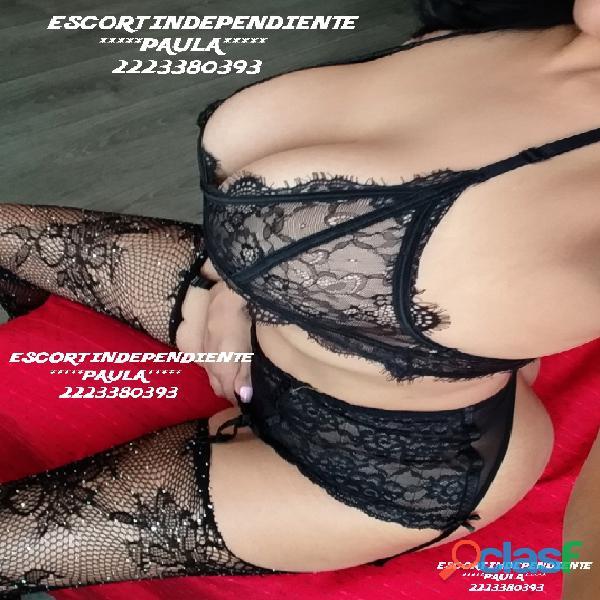 Bonita escort real sensual divertida soltera extrovertida honesta veintiañera independientee