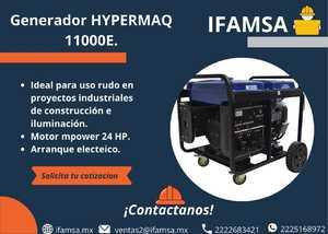 Generador 11000w en macuspana, tabasco