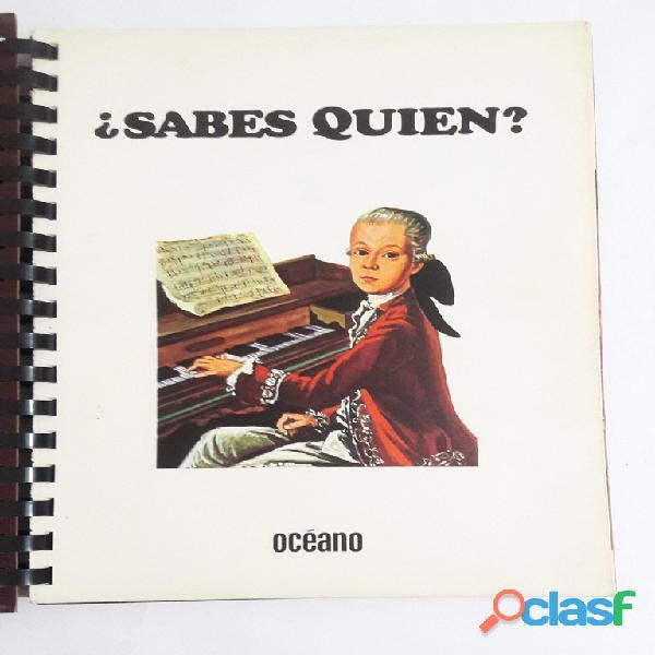 Libro ¿sabes quien? 2