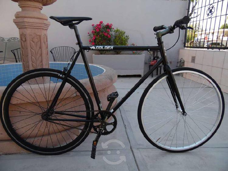 Bicicleta fixie golden rodado 700