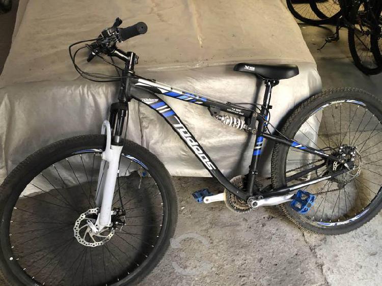 Bicicleta tudons rodado 29 montaña doble supencion