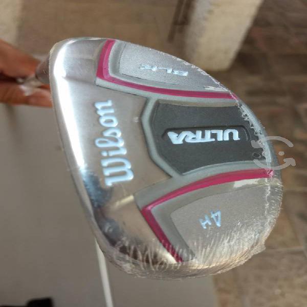 Vendo palos de golf nuevos