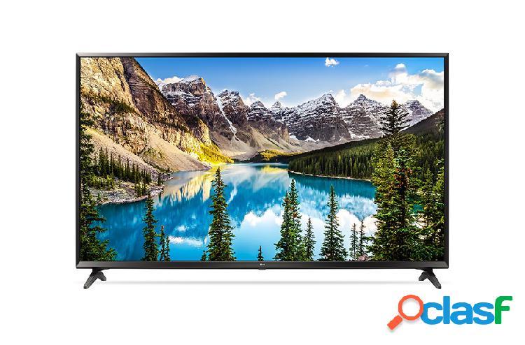 Lg smart tv led 49uj6350 49'', 4k ultra hd, widescreen, negro
