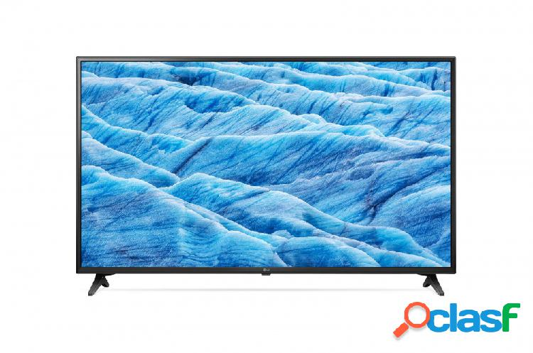 "Lg smart tv led 49um7100 49"", 4k ultra hd, widescreen, negro"