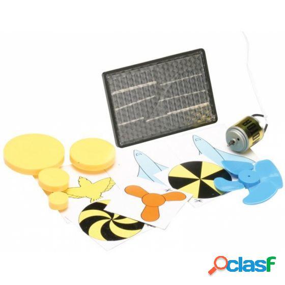Steren Kit Solar Educativo para Armar PS-828,