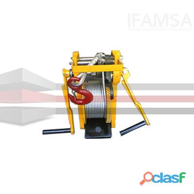 Malacate manual ifamsa