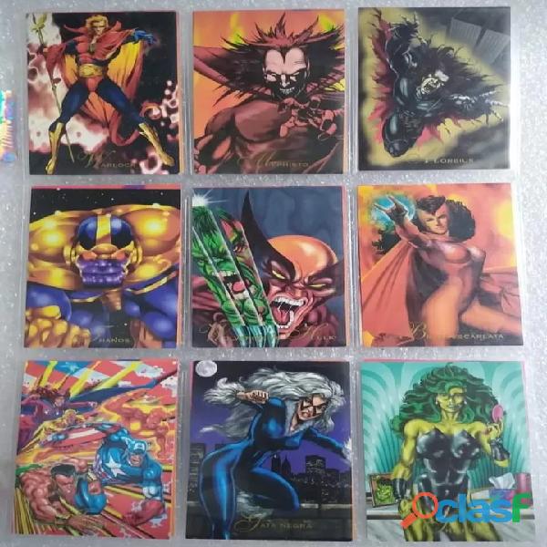 Pepsi Cards Marvel 1994 2