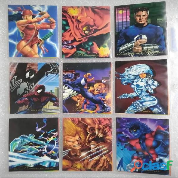 Pepsi Cards Marvel 1994 3