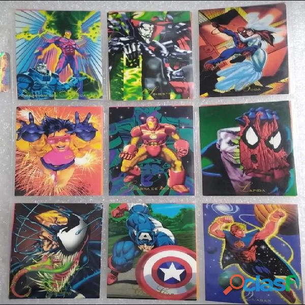 Pepsi Cards Marvel 1994 4