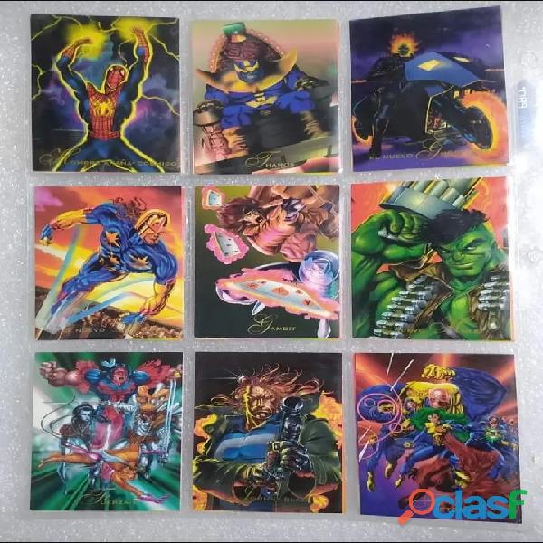 Pepsi Cards Marvel 1994 5