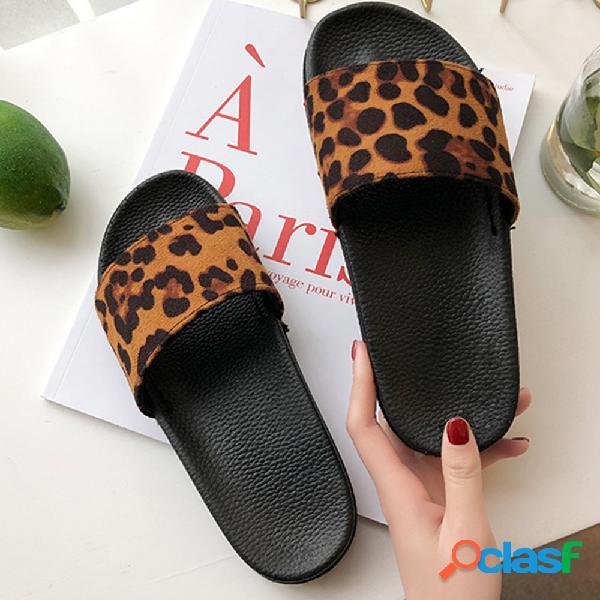Mujer individual banda soft sofes pisos zapatillas