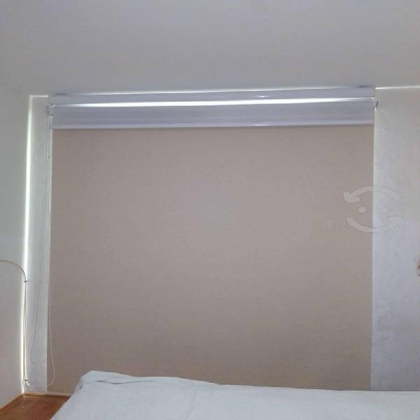 Persianas black out varios colores cortinas