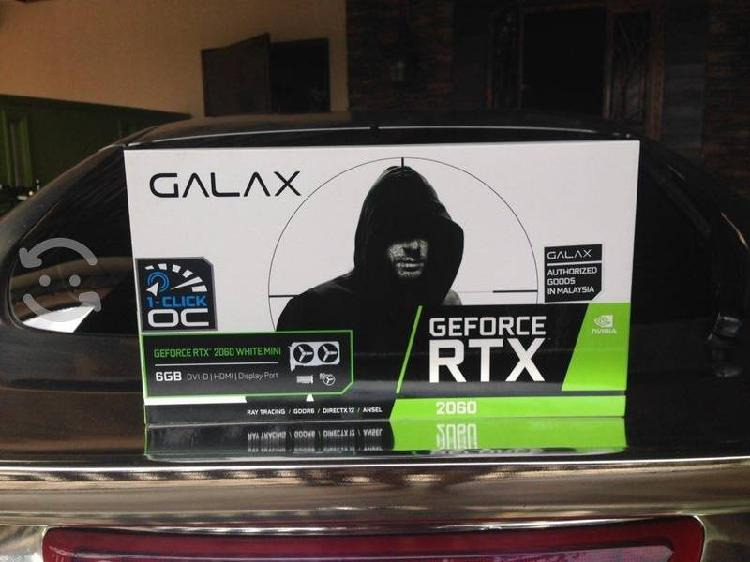 Rtx 2060 galaxy usada