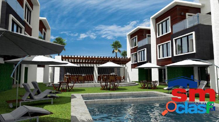 Casa coto blue bay, en venta en huatulco (oax-161)