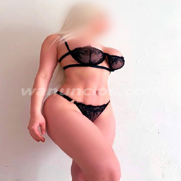 Alba Escort Extrema Voluptuosa Disponible en Monterrey
