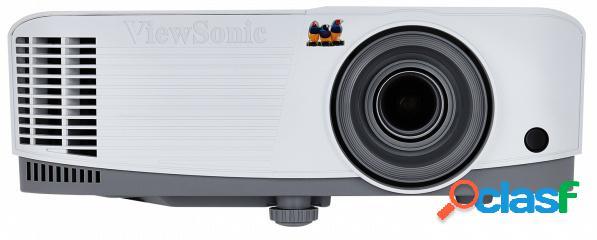 Proyector viewsonic pg603w dlp, 720p 1280x720, 3600 lúmenes, con bocinas, blanco