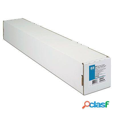 Rollo de papel fotográfico hp brillante, 914mm x 30.5m