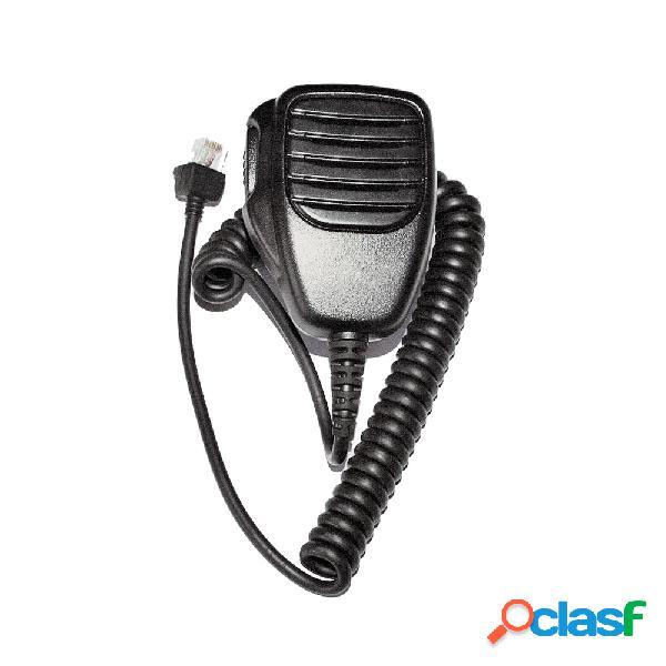 Txpro micrófono para radio tx-3000, rj-45, para icom