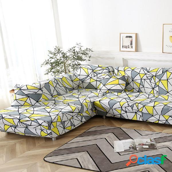 Funda elástica para sofá kcasa, funda para sillón, funda para sala de estar, 1/2/3/4, fundas para sillas, hogar