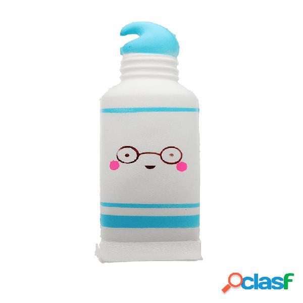 Sanqi elan squishy pasta de dientes 17 cm soft levantamiento lento con embalaje colección regalo decoración juguete