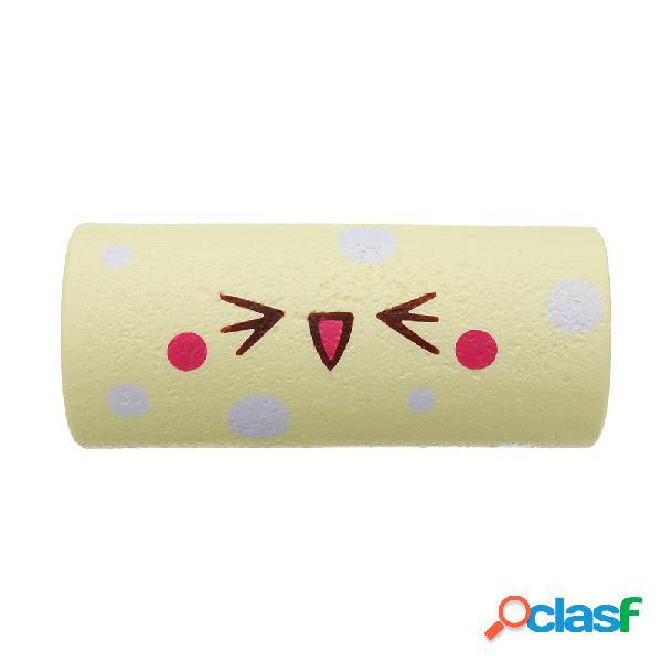 Juguete squishy egg roll slow rising con embalaje colección regalo soft juguete