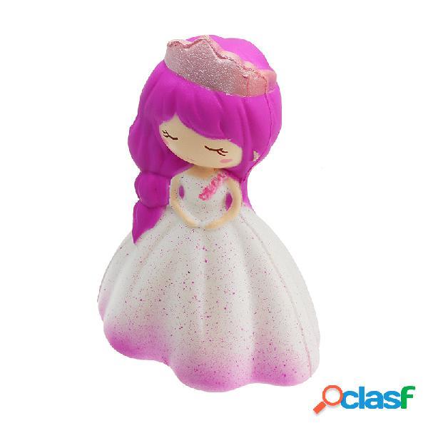 Wedding princess squishy slow rising con embalaje colección regalo soft juguete