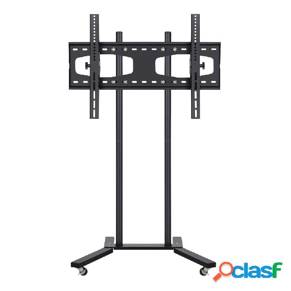 "Steren soporte movil de piso stv-150 para pantalla 19"" - 60"", hasta 80kg, negro"