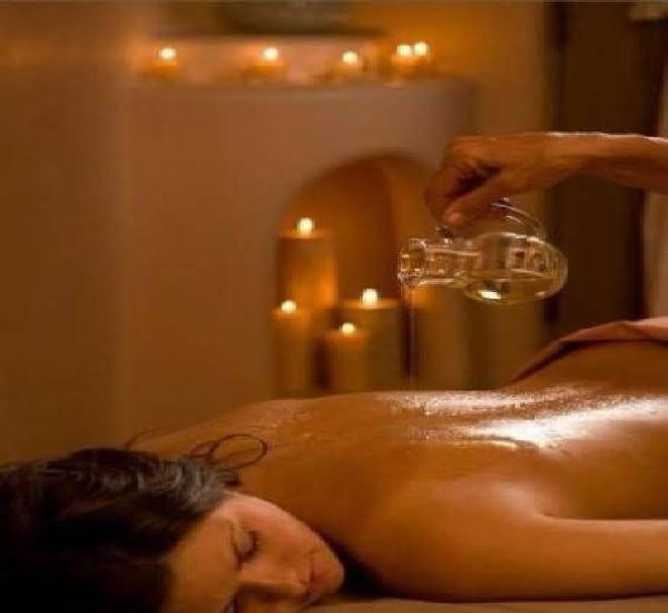 Masaje erótico y delicioso exclusivo para mujeres