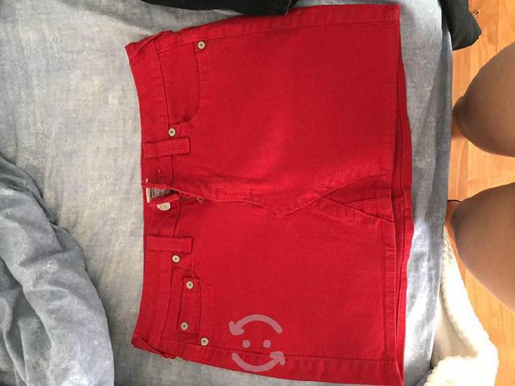 Mini falda true religión original nueva