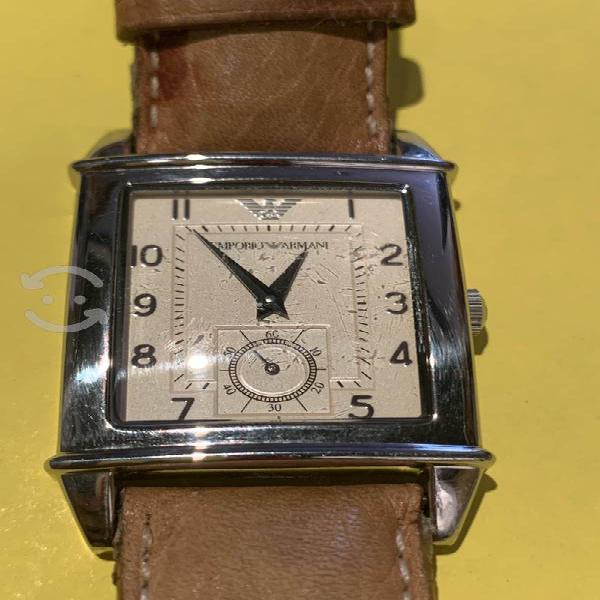 Reloj armani cuarzo original