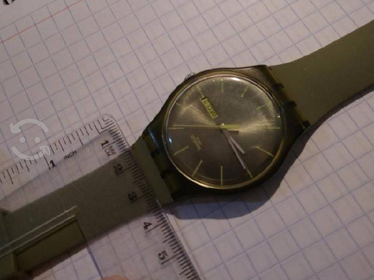 Reloj swatch original grande swiss made v/c