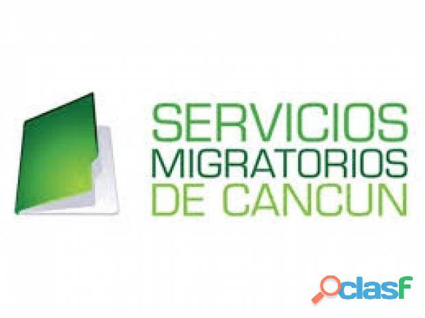 Servicios migratorios de cancun, regularizacion migratoria, extranjeros