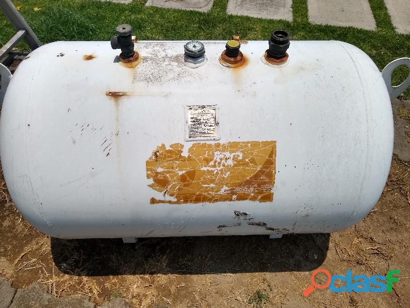 Tanque de gas estacionario 300 litros tatsa