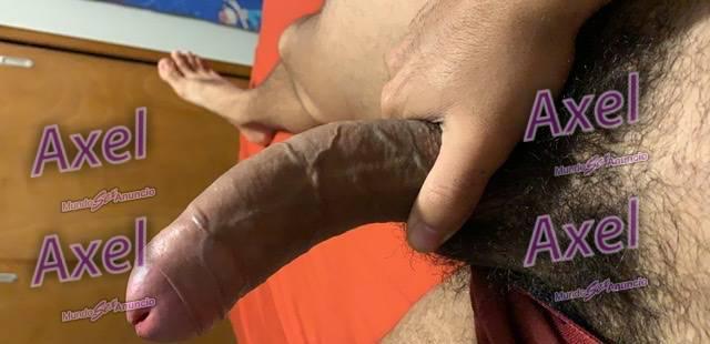 Gran trozo de carne de 23 cm