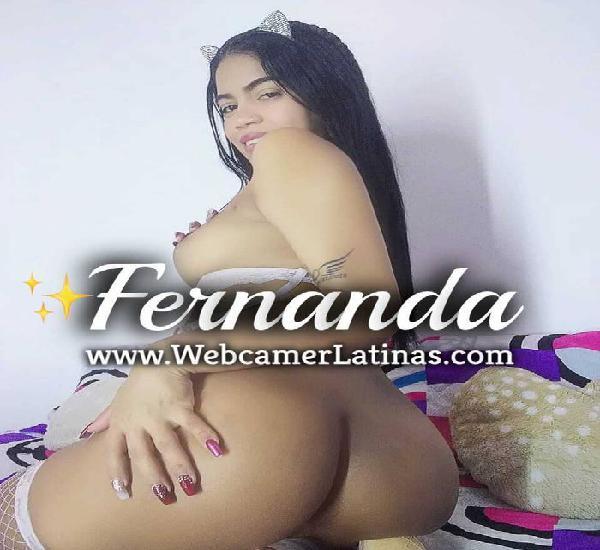 FERNANDA Chica Webcam